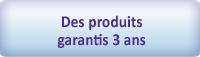 UPRINT : produits garantis 3 ans